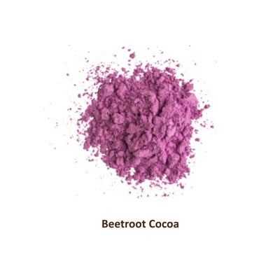 Beetroot Cocoa Latte