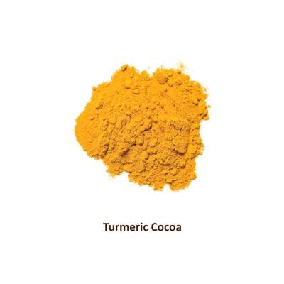 Turmeric Cocoa Latte
