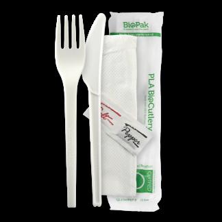 Bioplastic Cutlery