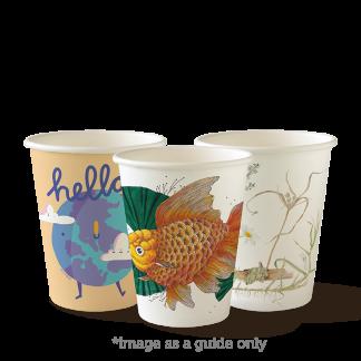 Single Wall Hot Cups & Lids